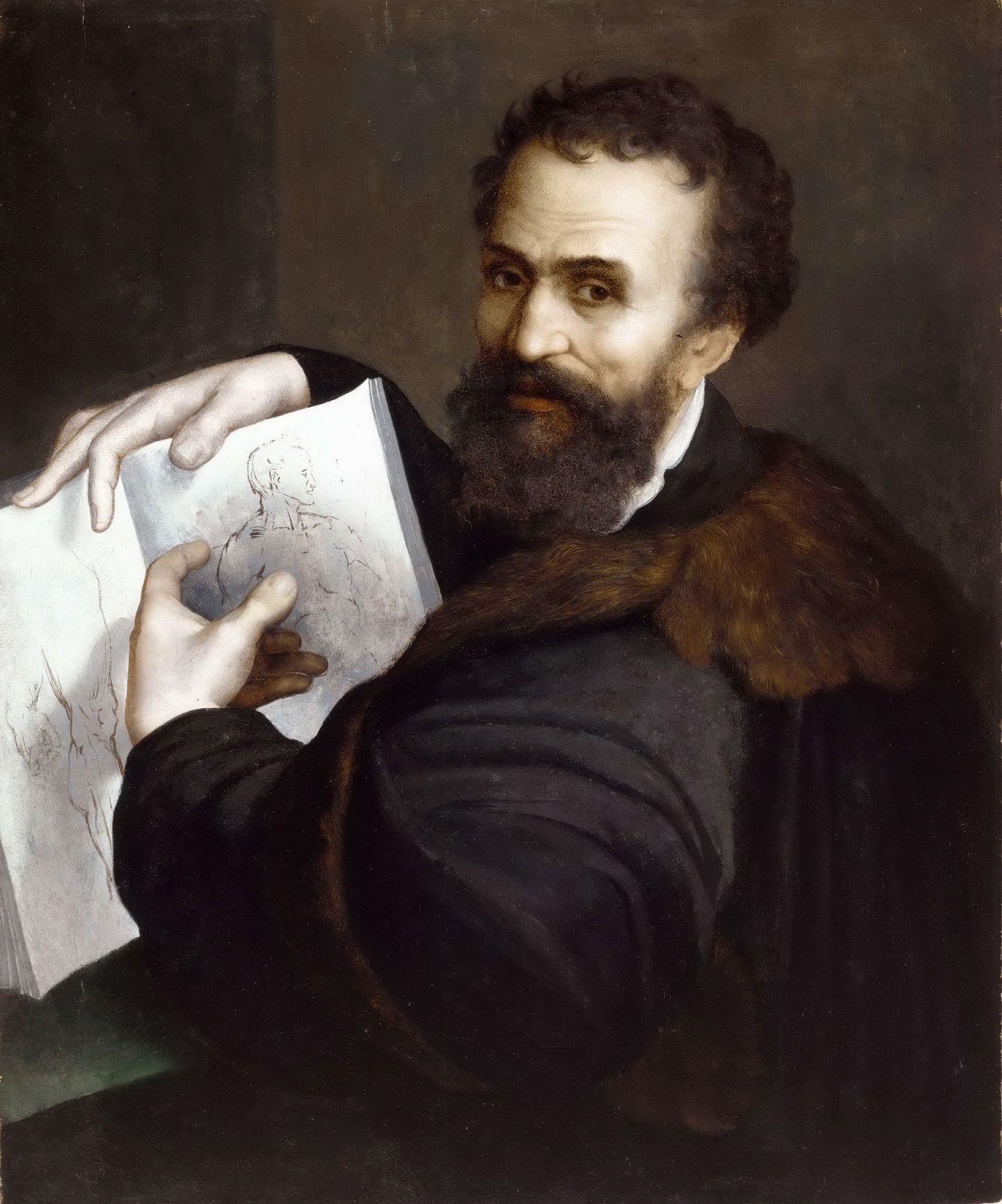 Seniman Renaissance Michelangelo