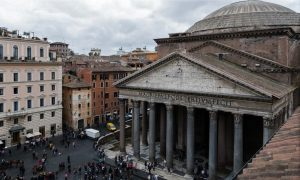 Sejarah Tempat Wisata Pantheon Di Italia
