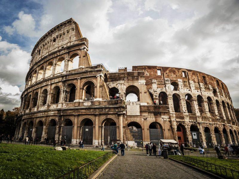 SejarahTempat Wisata Colosseum Untuk Di Pelajari